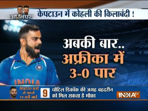 3rd ODI: Confident India eye unprecedented lead against wounded South Africa