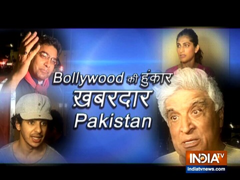 Javed Akhtar, Ishaan Khatter and others speak their minds out about India-Pak tension