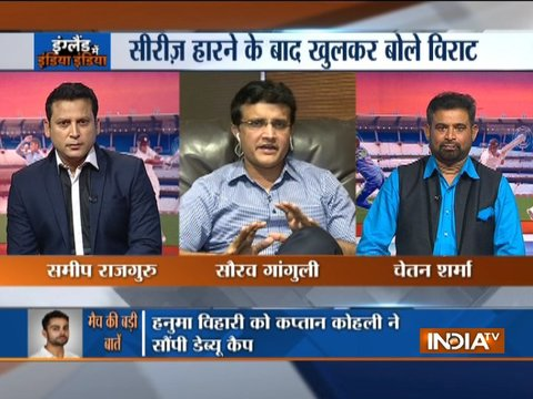 Exclusive | Strange that captain Virat Kohli accepts mistakes but coach Ravi Shastri doesn't: Sourav Ganguly