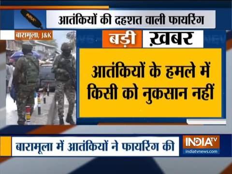 J&K: Terrorists attack jewellery store in Baramulla