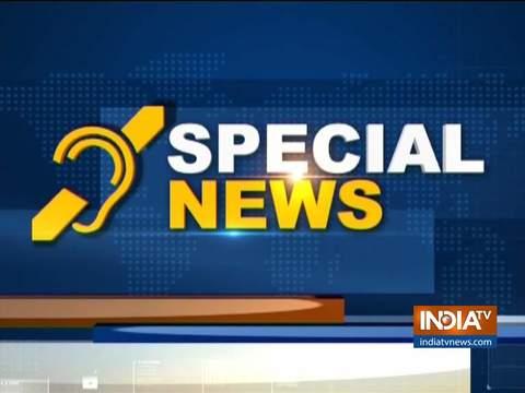 Special News | October 23, 2019