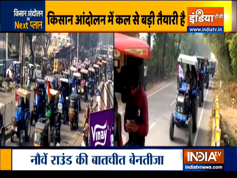 Watch Inside Story of agitating farmers' '26th january plan'