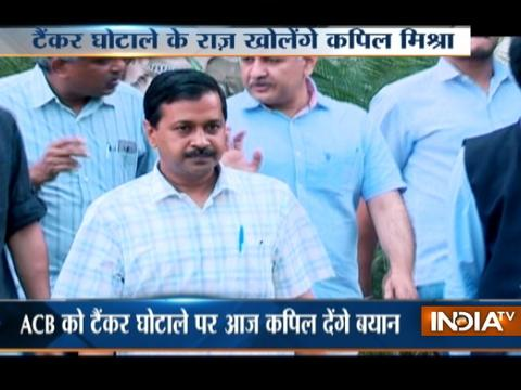 Water tanker scam: Sacked AAP minister Kapil Mishra to record statement with ACB today