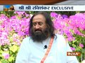 Ayodhya dispute: India TV exclusive interview with Sri Sri Ravi Shankar