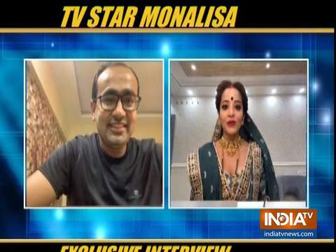 TV actress Monalisa talks to India TV about her new show 'Namak Ishq Ka'