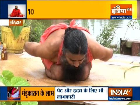 10 Yoga asanas by Swami Ramdev for sinus and migraine
