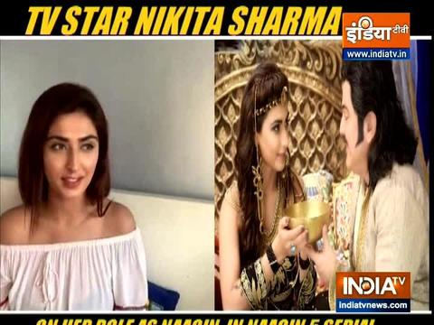 Nikita Sharma on her role in Naagin 5