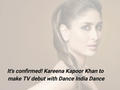 It's confirmed! Kareena Kapoor Khan to make TV debut with Dance India Dance