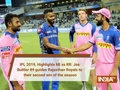 IPL 2019, MI vs RR: Jos Buttler 89 guides Rajasthan Royals to their second win of the season