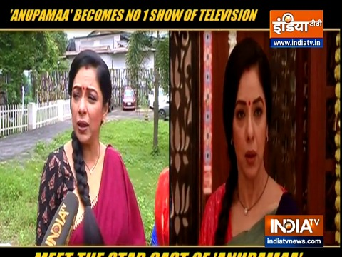 Rupali Ganguly on Anupamaa success: Every show has its own destiny