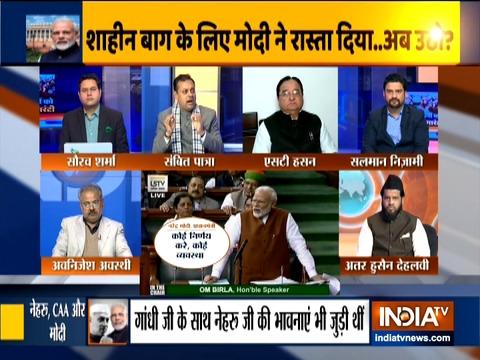 Kurukshetra: Protests in Shaheen Bagh refuse to die. Watch panelists debate
