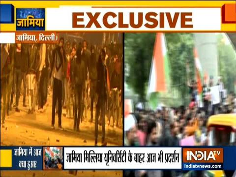 Jamia students can't do such things, says teacher on violent protests over CAA