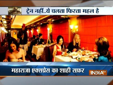 Palace on Wheels: Know all about Maharajas' Express