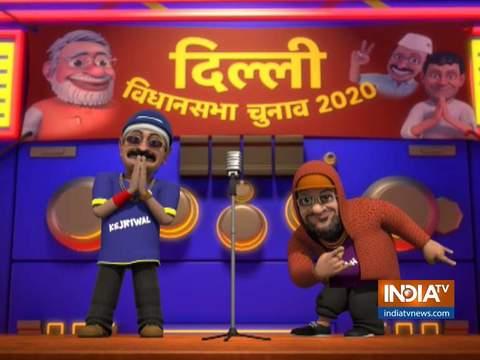 OMG: केजरीवाल vs बीजेपी, किसे चुनेगी दिल्ली की जनता?