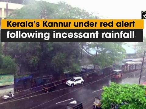 Kerala's Kannur under red alert following incessant rainfall