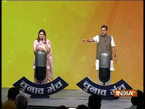 Rahul, Sonia looted the earnings of people of Madhya Pradesh: Sambit Patra