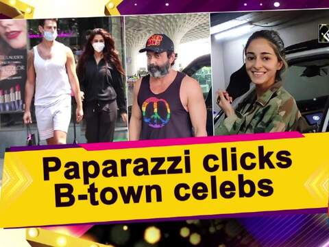 Paparazzi clicks B-town celebs