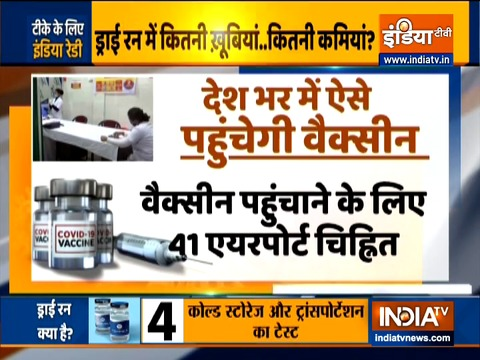 Kurukshetra : India gets ready for vaccination process