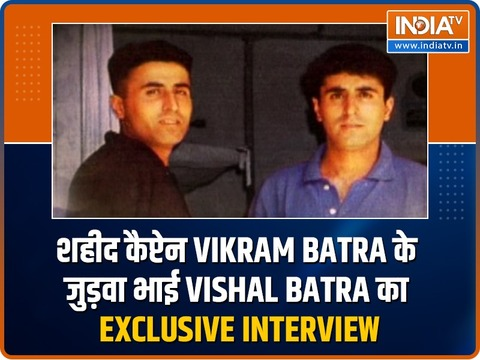 Know what made Captain Vikram Batra join Army?