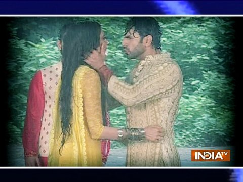 Qayamat Ki Raat: Gauri tries to escape the kidnappers when Raj finds her