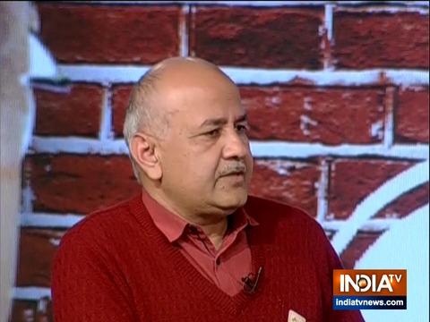 Let the government lawyers decide: Manish Sisodia on tukde tukde gang