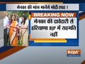 Maneka Gandhi wants to contest LS election from Karnal, say sources