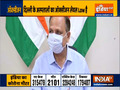 Delhi Health Minister Satyendar Jain on situation of Oxygen in Delhi hospitals