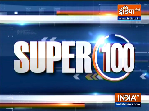 Super 100: Waterlogging at several areas in Gujarat's Rajkot due to heavy rainfall