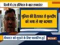 One criminal killed in an encounter outside Delhi hospital