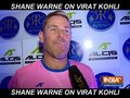 Virat is going to be a huge threat in any form of the game, says Shane Warne