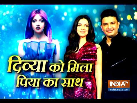 Divya Khosla Kumar celebrates success of her latest track Yaad Piya Ki Aane Lagi