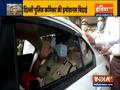 Delhi CP SN Srivastava gets an emotional farewell