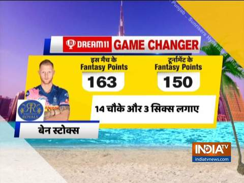 IPL 2020: Ben Stokes, Sanju Samson power RR to eight-wicket win over MI