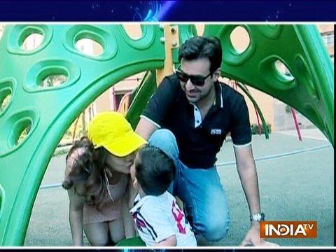 SBAS team is having fun with Dil Se Dil Tak star kid