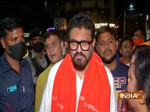 BJP MP & ex-Union Minister Babul Supriyo quits politics