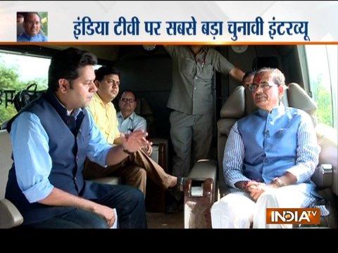 शिवराज सिंह चौहान EXCLUSIVE: 'एमपी में BJP दोबारा जीत कर आएगी'