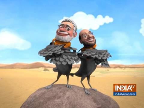 OMG BJP AAP Congress go all out as Delhi polls approach