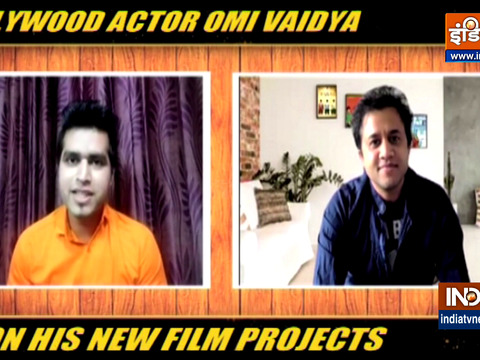 Omi Vaidya speaks about his new project