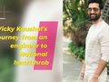 Vicky Kaushal's journey from an engineer to the heartthrob of Nation
