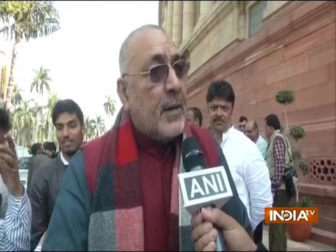 FIR against Giriraj Singh in land grabbing row