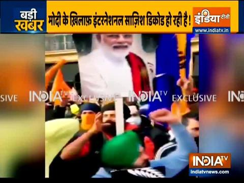 Farmers stir: Anti-India protests outside High Commission in London