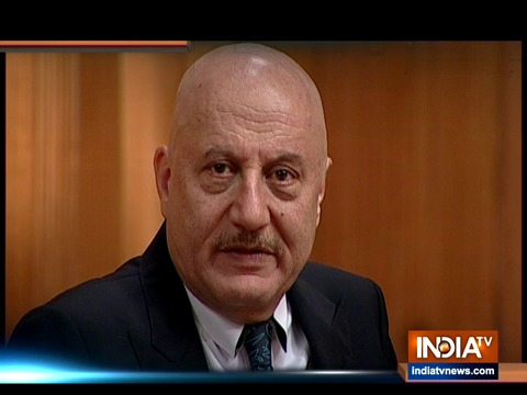 Anupam Kher expresses his opinion about religion in Aap Ki Adalat