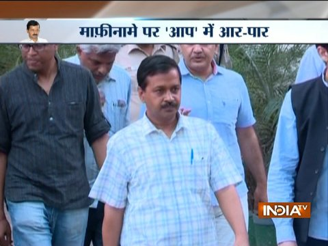 Majithia row: Delhi CM Arvind Kejriwal calls Punjab leaders for meeting today
