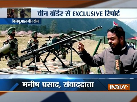 Exclusive: After Doklam stand-off, Army increases strength at India-China Kibithu border
