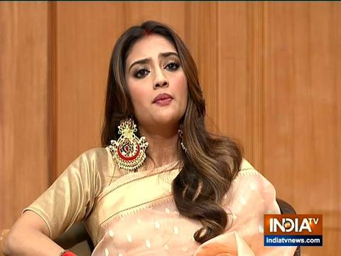 Nusrat Jahan, Mimi Chakraborty in Aap Ki Adalat: Religion and politics must be kept separate