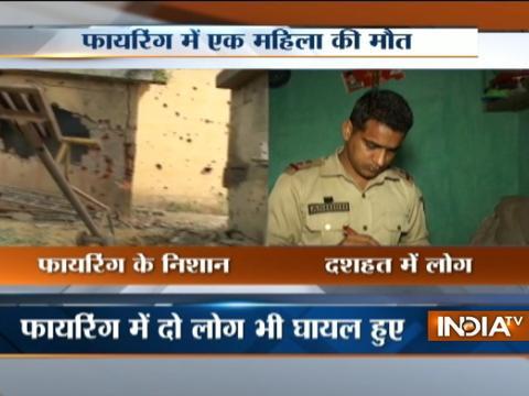 One woman killed,2 injured in Pakistan firing in Jammu & Kashmir's Nowshera
