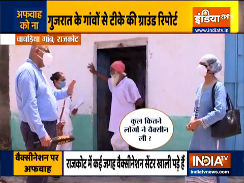 Misinformation sparks COVID vaccine hesitancy in rural India, watch ground report from Rajkot