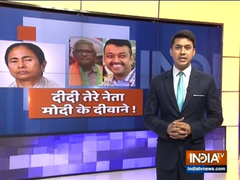 पश्चिम बंगाल में मारे गए बीजेपी कार्यकर्ताओं के परिजन होंगे मोदी के शपथ ग्रहण समारोह में शामिल