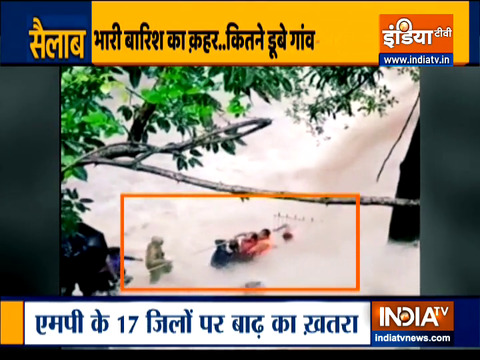 Heavy rains cause flooding in many Indian states, watch ground report