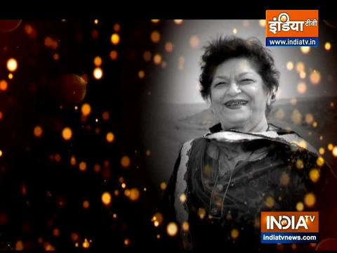Madhuri was her daughter and Salman was hero for her: Saroj Khan's daughter Sukanya